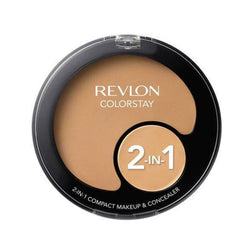 REVLON COLORSTAY 2 IN 1 COMPACT MAKE UP AND CONCEALER 12.3 gm