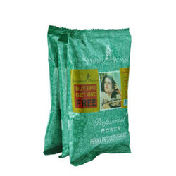 SHAHNAZ HUSAIN FOREVER HENNA PRECIOUS HERB MIX (COMBO PACK)