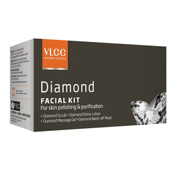VLCC Diamond Single Facial Kit-60 gm