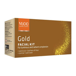 VLCC Gold Single Facial Kit-60gm