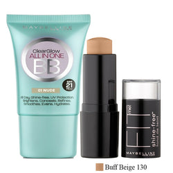 Combo BB Cream + Fit Me Stick