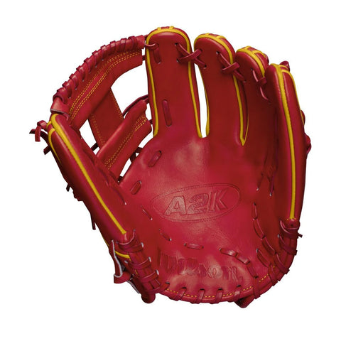 "2021 Wilson A2K Ozzie Albies Game Model 11.5"" Baseball Glove - WBW100234115"