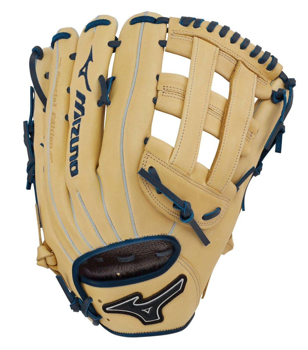 Mizuno GMVP1300PSES7 MVP Prime SE Slowpitch Soft Ball Adult Gloves, 13
