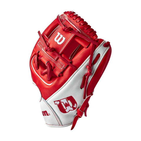 "Wilson A2000 1786 Canada 11.5"" Infield Baseball Glove - Limited Edition 2021"