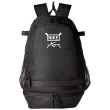 Nike Vapor Select Baseball Bat Backpack 30 Pounds - Black