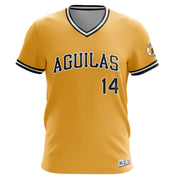 Dominican Hall of Fame - Aguilas Cibaenas - Pena 14 - Gold