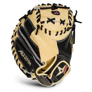 "AllStar CM3000SBT Baseball Catcher's Mitt 33.5"" - Right Hand Throw"