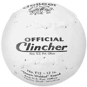 "Debeer Clincher Regular Softball 12"" - peligrosportsnyc"