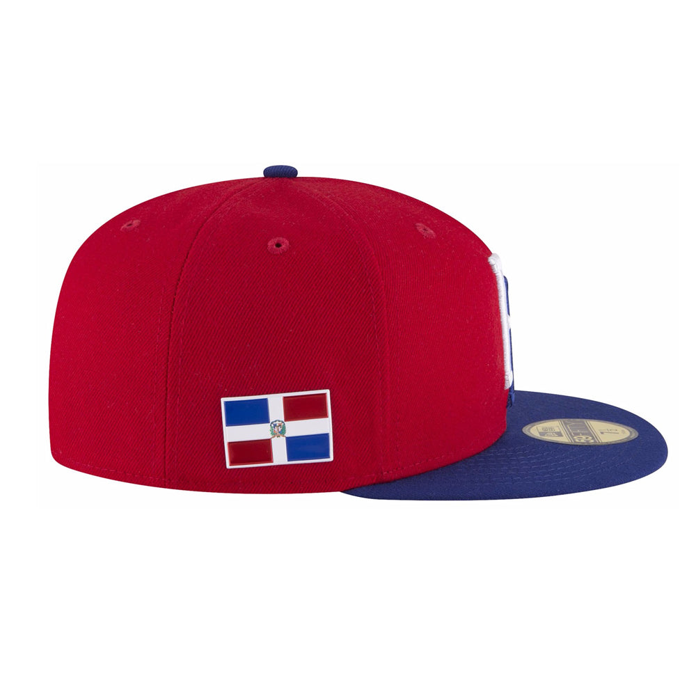 013d4b871d0 ... Fitted Hat · Men s Dominican Republic Baseball New Era 2017 World  Baseball Classic Embroidered Patch 59FIFTY Fitted ...