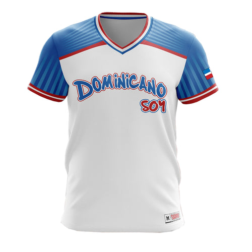 CUSTOMIZABLE - Dominicano Soy High Quality Fabric Jersey