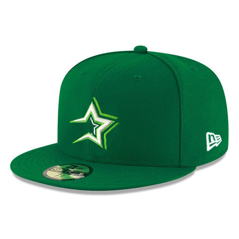 New Era Estrellas Orientales 59Fifty GREEN Hats