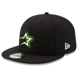 New Era Estrellas Orientales 59Fifty BLACK Hats