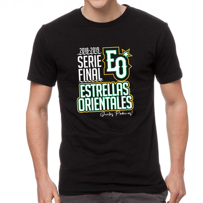 Dominican Baseball Team - Estrellas Orientales Serie final 2018-2019 T-Shirts