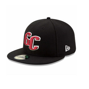 Men's New Gigantes del Cibao New Era Black Color 59FIFTY Fitted Hat