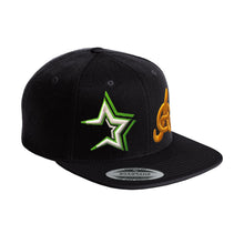 Snapback Aguilas Orientales - Aguilas and Estrellas Embroidered Logo Hat