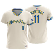 Edgar Martinez's Hall of Fame Jersey - Exclusive Edition