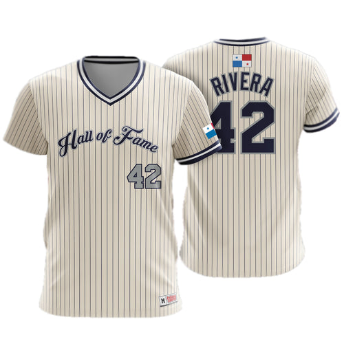 Mariano Rivera Hall of Fame Jersey - Exclusive Edition