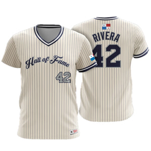 sports shoes c1ceb 3266b Mariano Rivera Hall of Fame Jersey - Exclusive Edition ...