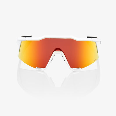 100% SPEEDCRAFT® Off White HiPER® Red Multilayer Mirror Lens + Clear Lens Included
