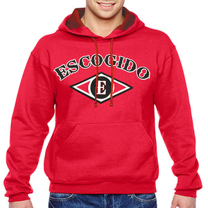 Dominican Baseball Teams - Leones del Escogido Red Hoodies