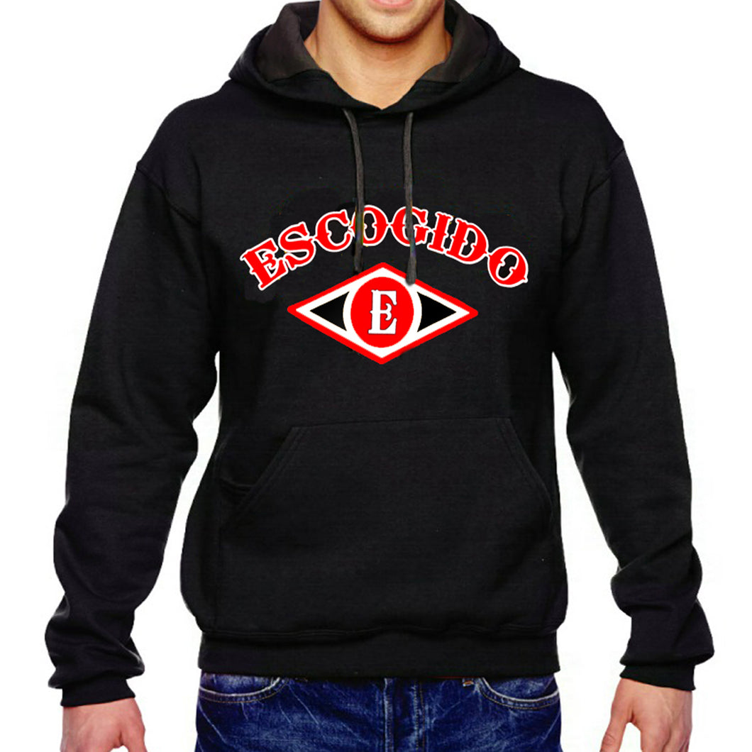 Dominican Baseball Teams - Leones del Escogido Black Hoodies