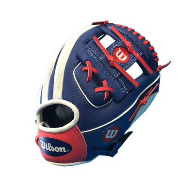 "Wilson A200 for Children 7yrs UNDER 10"" Glove"