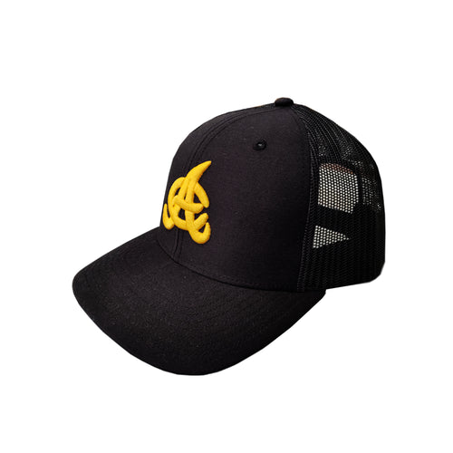 Aguilas Cibaeñas Embroidered Mesh Trucker Hat