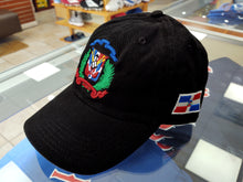Escudo Republica Dominicana - Dominican Shield Black Full Color Dad Hat