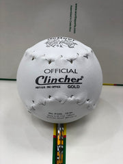 "Debeer Gold Clincher Softball 12"" - Dozen"