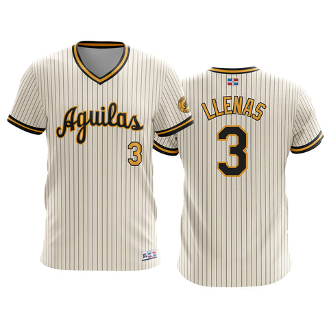 Dominican Hall of Fame - Aguilas Cibaenas - LLENAS 3 - Cream