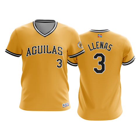 Dominican Hall of Fame - Aguilas Cibaenas - LLENAS 3 - Gold