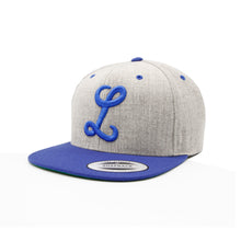 Tigres del Licey SnapBack Heather Gray Hat