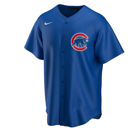 Nike MLB Chicago Cups Royal Blue Dry-Fit  Jersey