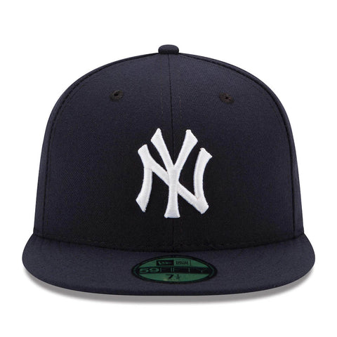 Men's New York Yankees New Era Navy Game Authentic Collection On-Field 59FIFTY Fitted Hat