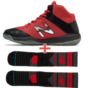 New Balance Stance Turf 4040v4 Shoes And Free NB Socks