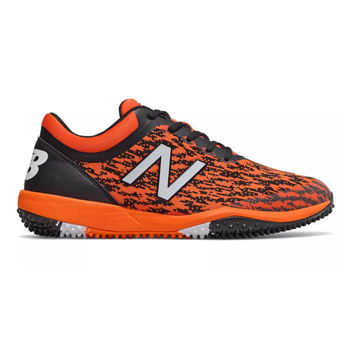 New Balance Mens T4040BO5 Turf Shoes
