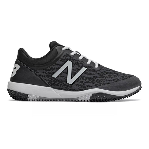 New Balance Mens T4040BK5 Turf Shoes