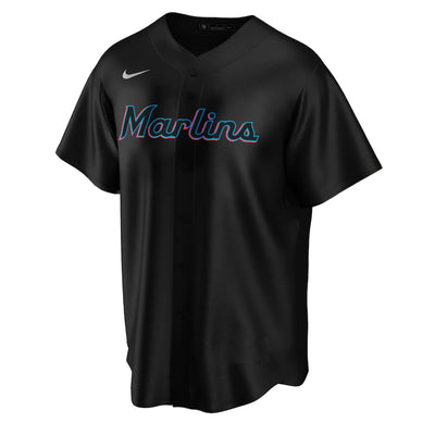 Nike MLB Miami Marlins Dry-Fit Jersey