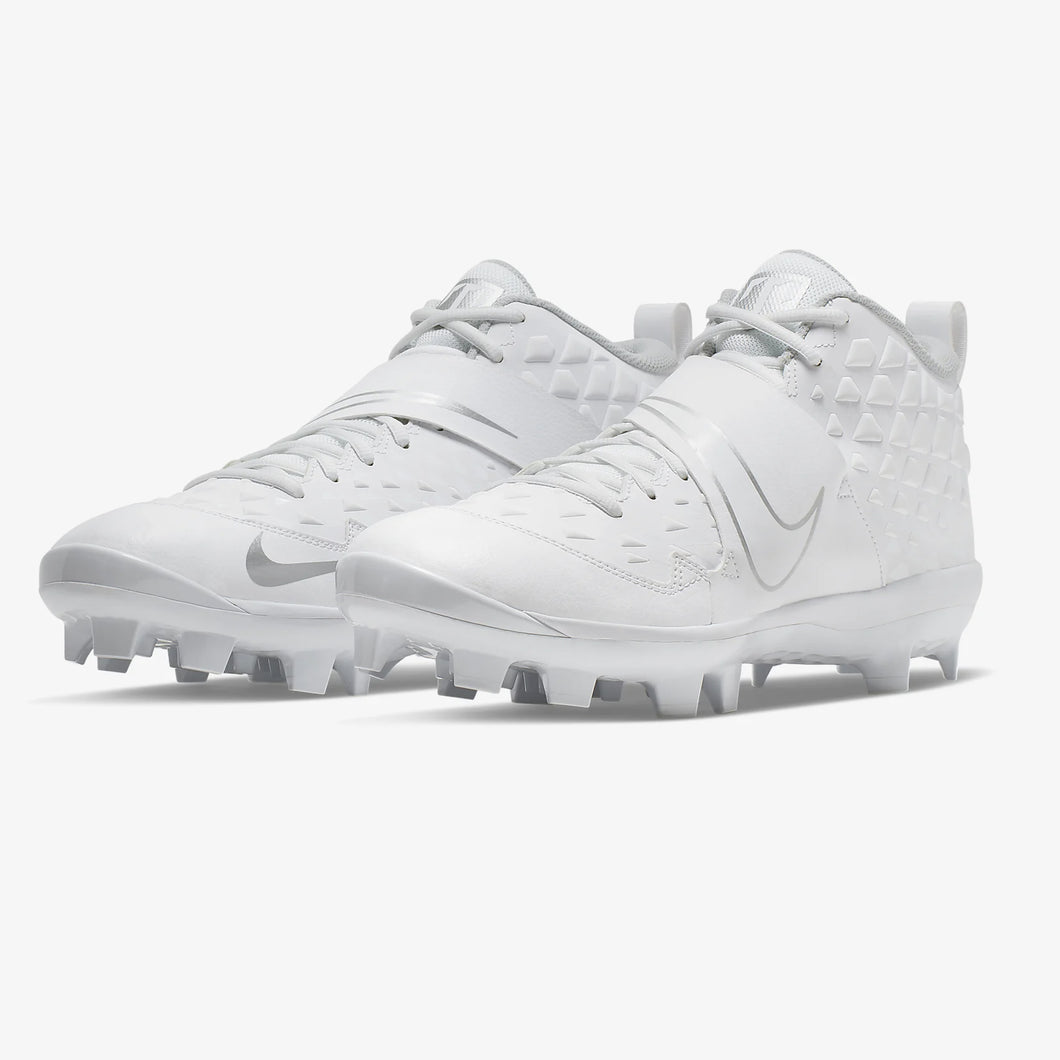 NIKE Mens Force Trout 6 Pro MCS Molded Cleats - AT3461-100