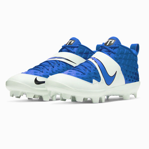 NIKE Mens Force Trout 6 Pro MCS Molded Cleats - AT3461-400