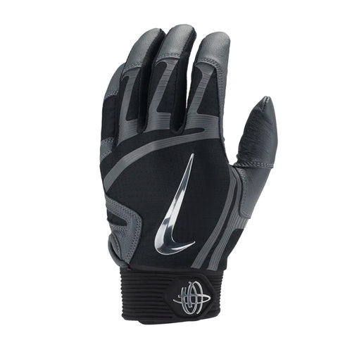 Nike Huarache Elite Black/Grey Batting Glove