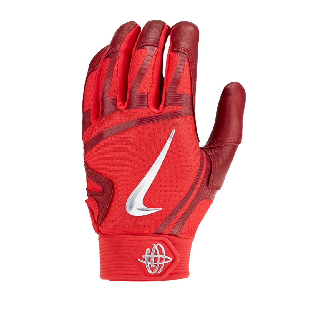 Nike Huarache Elite Red Batting Glove