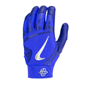 ff1a91737f58 Nike Huarache Elite Royal Batting Glove