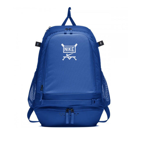 Nike Vapor Select Baseball Bat Backpack 30 Pounds - Royal