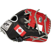 "Rawlings HOH Flag Collection 11.5"" Infield Glove - PRO204W-2CA"