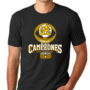 Aguilas Cibaeñas 2018 Champs T-Shirts - peligrosportsnyc