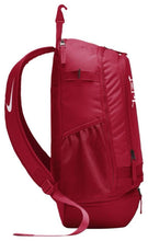 Nike Vapor Select Baseball Bat Backpack 30 Pounds - Red
