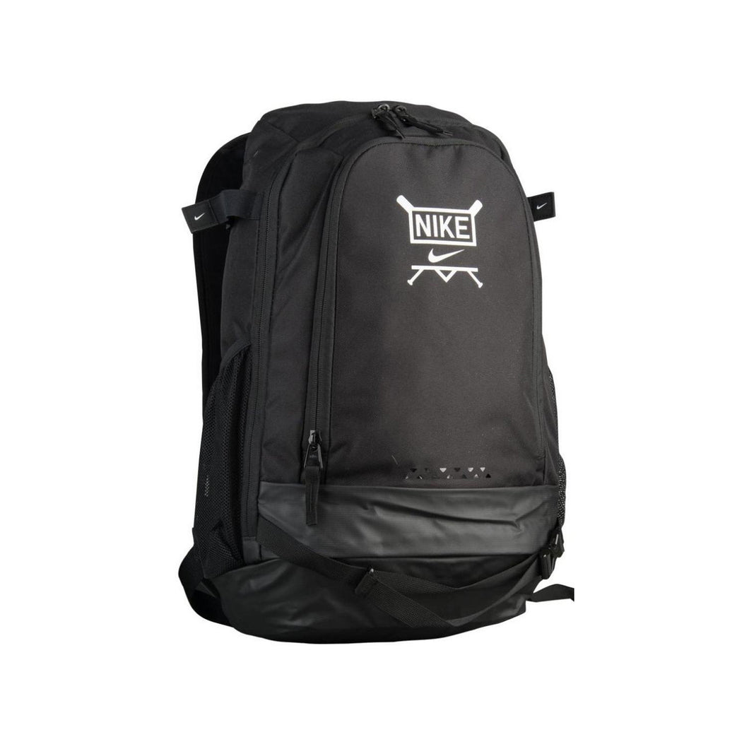 Nike Vapor Clutch Baseball Bat Backpack 23 Pounds - Black