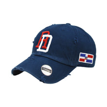 Vintage Adjustable Dominican Embroidered Cap - peligrosportsnyc