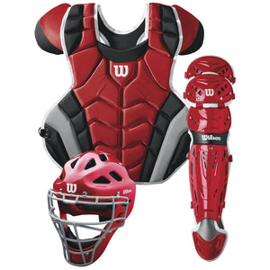 Wilson Adult Pro Stock C1K Catchers Gear Kit -  L-XL